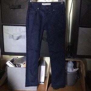 Express Slim fit cordouroy jeans